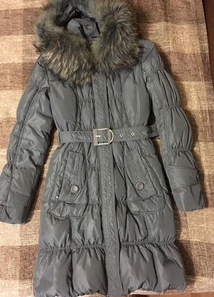 Пальто, пуховик, пальто зимнее