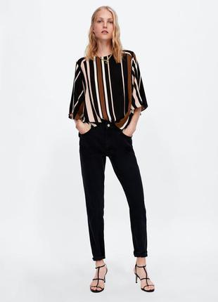 Zara блуза zara р. xs на параметры 160 /80а