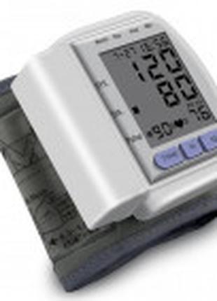 Автоматический запястный Тонометр SmartTech CK-102S белый
