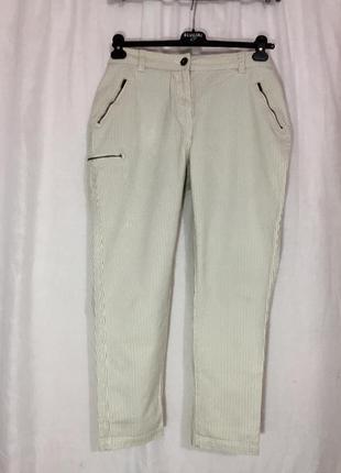 Стильные, летние штаны брюки, джинсы большого размера
