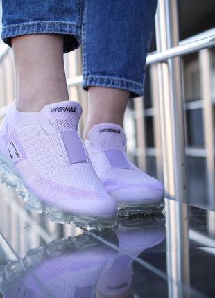 Шикарные женские кроссовки найк nike vapormax