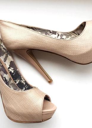 туфли на шпильке, 38-39