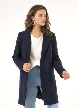 Armani , шерстяное пальто , на весну