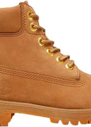 Кожаные ботинки тимберленд оригинал ,39
