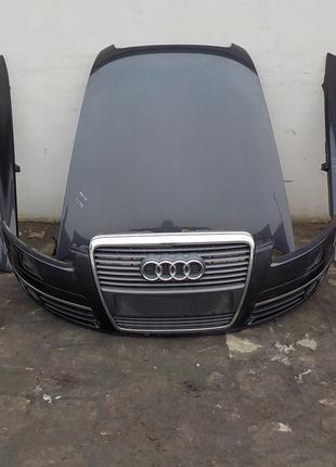 Кузовщина детали кузова для Audi A6 C6 2009- двери крылья крышки