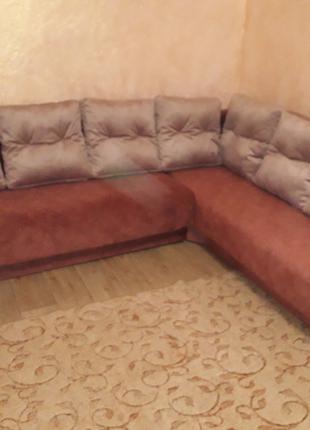 Перетяжка мебели Николаев. Ремонт диванов.