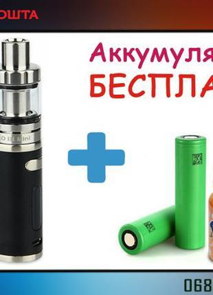 Электронная сигарета вейп БоксМод Eleaf iStick Pico 75W+ аккум...