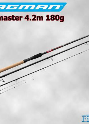 Фидерное удилище Flagman Cast Master Feeder 4.2м 180г Extra Heavy