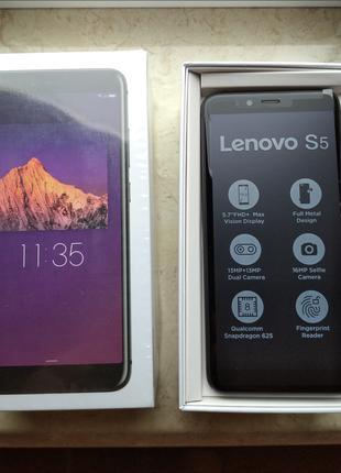 Смартфон Lenovo S5