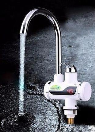 DELIMANO Проточный водонагреватель кран электрический, Делиман...