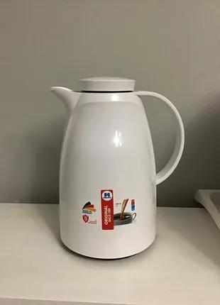 ТЕРМОС кувшин 2 Литра для чая и кофе и горячих напитков
