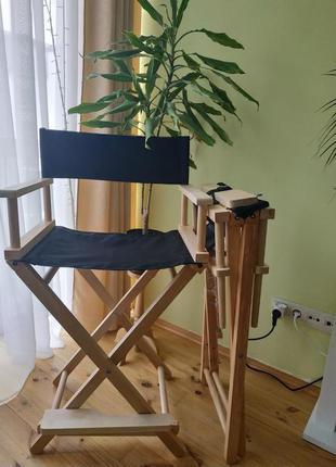 Стул кресло для визажиста и бровиста
