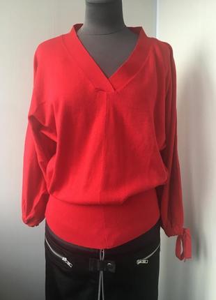 Облегчённая блузка свитер джемпер, оригинал dkny