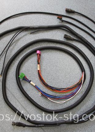 Ремонт и замена жгутов проводки на тягачи и прицепы