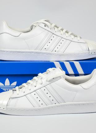 Adidas superstar 80s metal toe кроссовки адидас суперстар ориг...