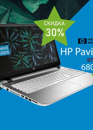 Ноутбук HP Pavilion 15 15.6' AMD A8-6410 HDD 1TB 8 RAM DDR4 бу