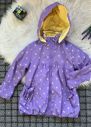 Куртка для девочки весна- осень.