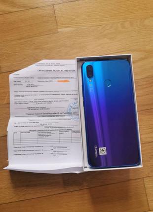 Huawei p smart plus 4/64gb