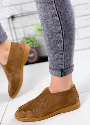 ❤ женские коричневые весенние демисезонные ботинки ботильоны  ❤