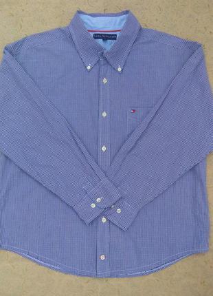 Рубашка от tommy hilfiger
