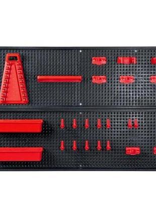 Панель перфорированная для инструмента(500х780х90)+аксессуары