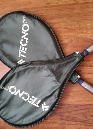 Теннисные ракетки TECNO pro