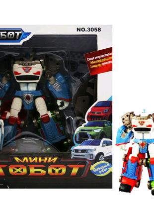 """Игрушка робот-трансформер """"TOBOT"""""""