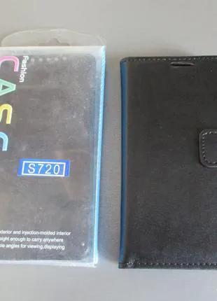 Чехол книжка для Lenovo S720