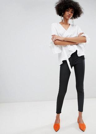 Блуза туника с рюшами  британского бренда  (2352)