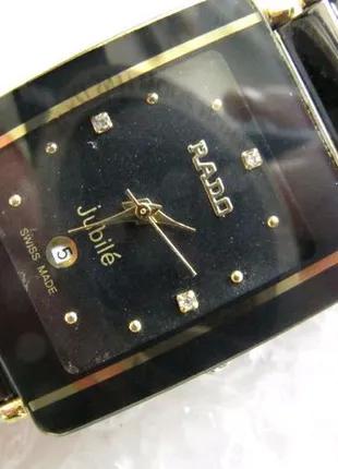 Часы RADO Jubile мужские, кварцевые, новые, с датой