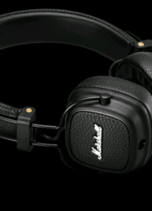 Наушники накладные Marshall Headphones Major III Black
