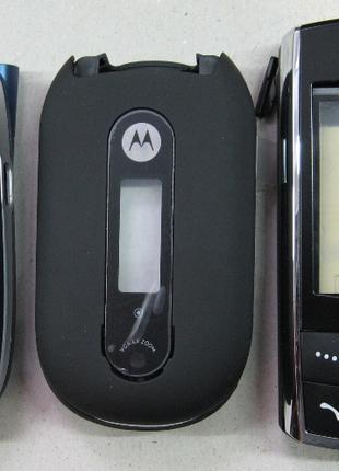 Корпус Nokia Samsung Motorola Sony Ericsson (качество)