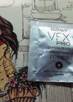 Farmasi праймер-основа под макияж vfx pro camera ready primer