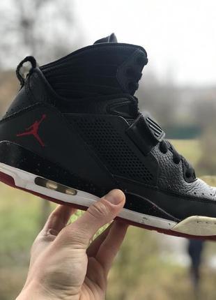 Nike air jordan flight 97 баскетбольні шкіряні кросівки оригінал