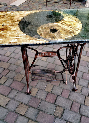 Денежный стол Инь Янь