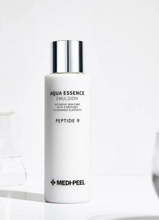 Эмульсия с пептидами medi-peel peptide9 aqua essence emulsion