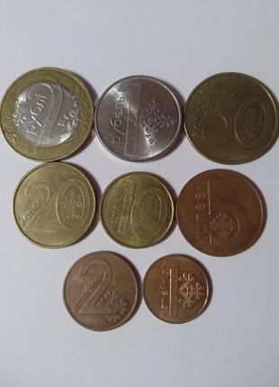 Монети Білорусії