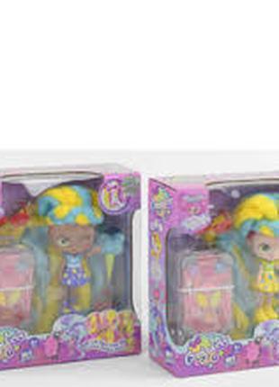 Игровой набор для девочки Кукла Candylocks B 1170 с косметикой и