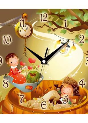 Часы настенные uta для детской