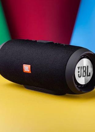 JBL Charge 3 Bluetooth портативная блютуз колонка жбл мини чардж
