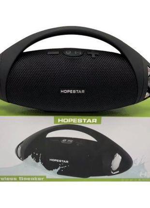 Портативная мощная Bluetooth колонка HopeStar H37 беспроводная...