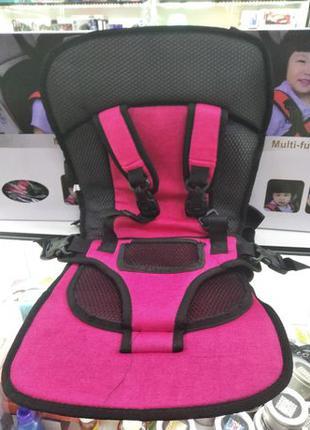 Универсальное детское автокресло для детей 2-9 лет авто кресло