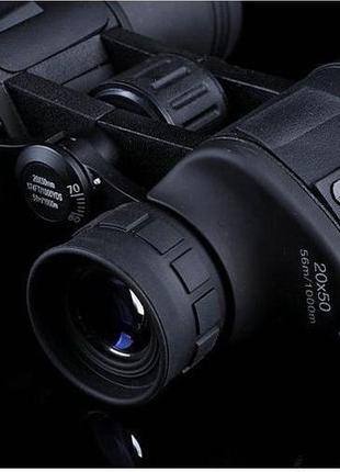 Мощный БИНОКЛЬ Canon 20x50 водонепроницаемый портативный телескоп