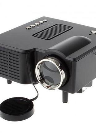 Мини-проектор UNIC 28+ портативный мультимедийный с динамиком