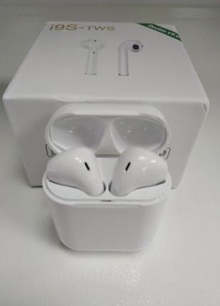 Беспроводные наушники bluetooth I9S TWS аир подс навушники блютуз
