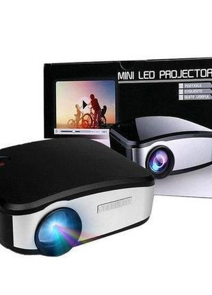 Портативный LED мультимедийный проектор Cheerlux C6 кинотеатр ...