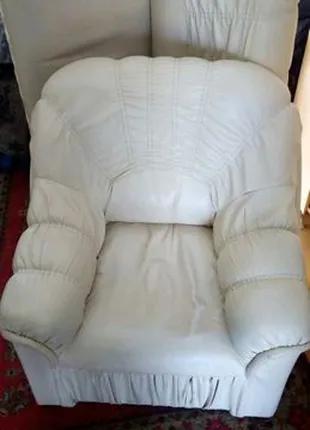 Малий диван та крісло
