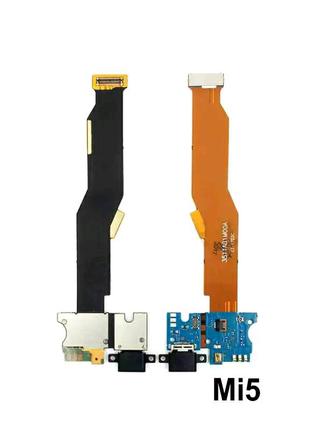 Xiaomi Mi5 Mi5C  плата зарядки