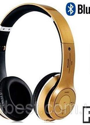 Беспроводные Наушники с MP3 плеером Beats Solo HD Bluetooth S4...