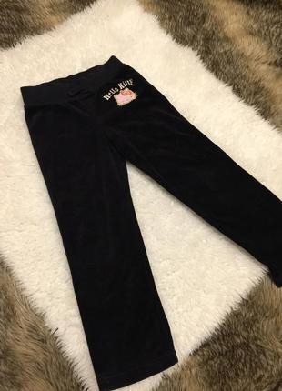 😻 велюровые штаны hello kitty h&m #розвантажуюсь